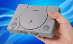 Начинаются продажи консоли Playstation Classic