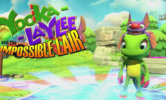 В Epic Games бесплатно раздают Yooka-Laylee and the Impossible Lair