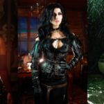 fantasy cosplay witcher