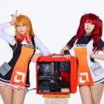 ryzen girl spiral cats