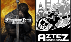 Epic Games Store бесплатно раздаёт Kingdom Come: Deliverance и Aztez